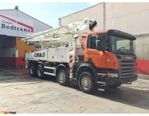 SCANIA P380 Concrete pump