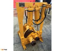Hydraulic track change valve 12
