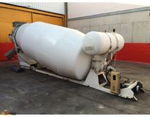 2003 Gicalla Concrete mixer