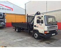 1988 DAF 1000 Truck crane
