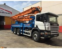 2000 SCANIA 94C CONCRETE PUMP