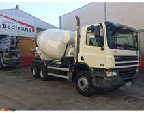2006 DAF CF 75.310 concrete mix
