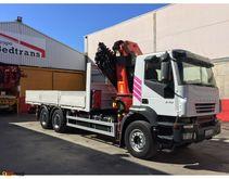 2006 IVECO TRAKKER 310 Truck cr