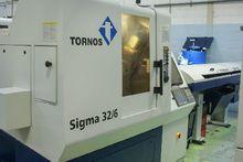 2013 TORNOS SIGMA 32/6