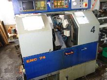 Used Tornos ENC74 in