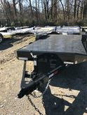 2017 Sure-Trac Steel Deck Car H