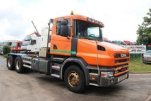 Used 2000 Scania 144