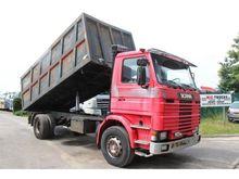 Used 1989 Scania 113