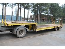 1985 Castera 2-axles STEEL SPRI