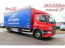 2002 DAF CF 75.250 MANUAL ZF