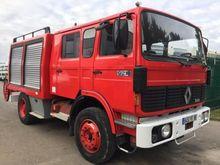 1990 Renault G230 Fire truck
