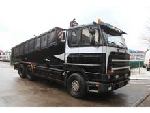1996 Scania 113H-380 6x2 BELGIA