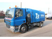 2003 DAF CF 75.250 SWEEPER