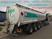 1991 Trailor fuel tanker