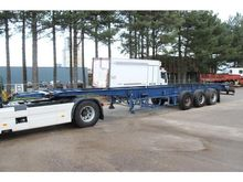 1989 Trailor 40Ft CONTAINER CHA