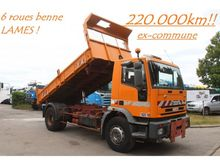 1993 Iveco 190E24 BENNE 6 ROUES