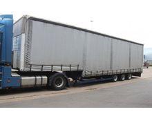 2001 Schmitz Cargobull 3-axles