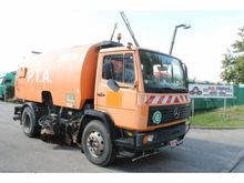 1998 Mercedes Benz 1317 Bucher-