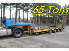 1989 ATM ACTM 65 Tons LOWLOADER