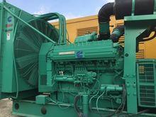 Komatsu QST30 G2 Engine