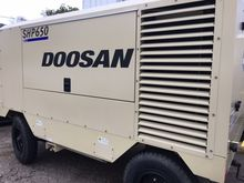 2015 Doosan SHP650 Air Compress
