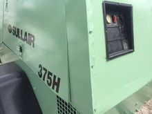 Sullair 375H Air Compressor
