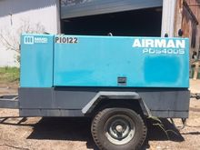 Airman 400CFM Air Compressor