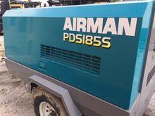 2006 Airman 185 CFM Air Compres
