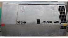 2008 SULLAIR 375HH Air Compress