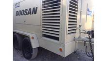 2009 DOOSAN HP750WCU Air Compre