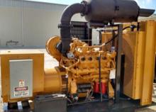 CATERPILLAR G3408TA Generator S