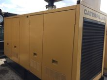 Caterpillar 200KW Generator Set