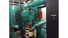 Cummins KTTA19G2 Generator Set