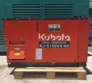 Used Kubota 15KW Gen