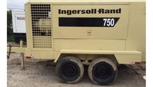 INGERSOLL-RAND XP750WCU Air Com