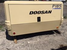2013 Doosan P185WJD Air Compres