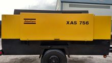 2006 Atlas Copco XAS756 Air Com