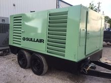 Sullair 750HAF Air Compressor