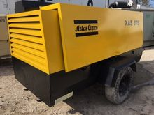 2007 Atlas Copco XAS375JD6 Air