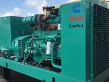 Cummins Onan 350KW Generator Se