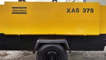 2007 Atlas Copco 375 CFM Air Co