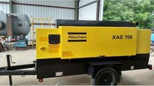 2006 Atlas Copco XAS756 Air Com