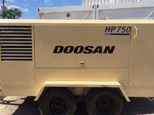2010 Doosan Ingersoll Rand HP75