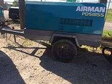 Airman 185 CFM Air Compressor