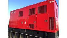 2013 BALDOR TS500 Generator Set
