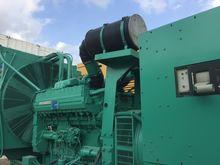 Cummins 800KW Generator Set