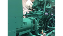 2006 CUMMINS 625 KW Generator S