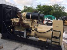 Detroit Diesel 500KW Generator