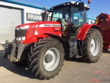 Used Tractors Tractors Over 200 Hp Massey Ferguson for sale