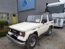 1991 Toyota Land Cruiser XL TUR